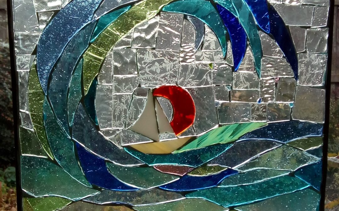 Glass Mosaic Course for Adults