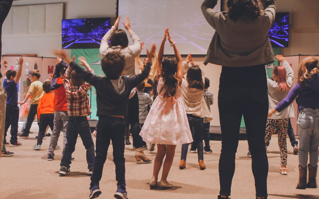 Contemporary Dance for Junior children (yrs 3 to 6)
