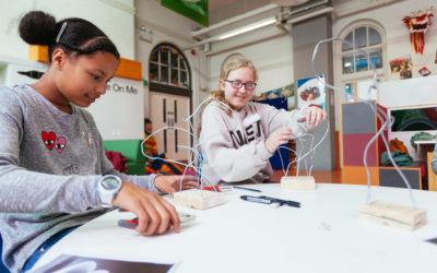 Art Classes for Primary School Children